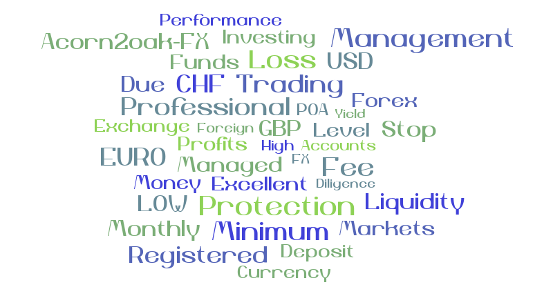 Managed forex accounts low minimum