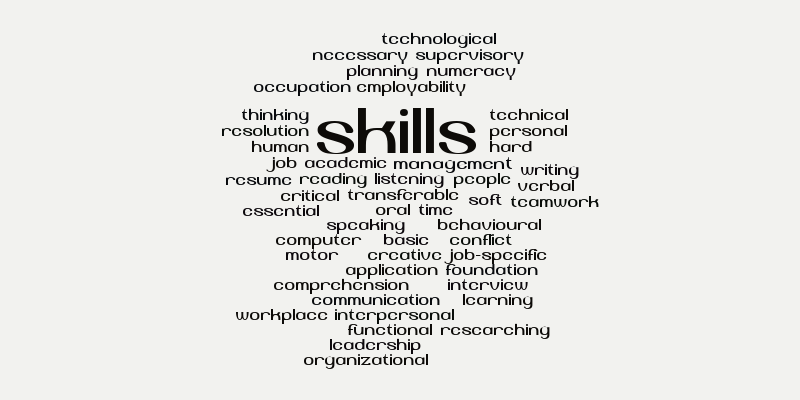 Interpersonal Skills Resume Objective